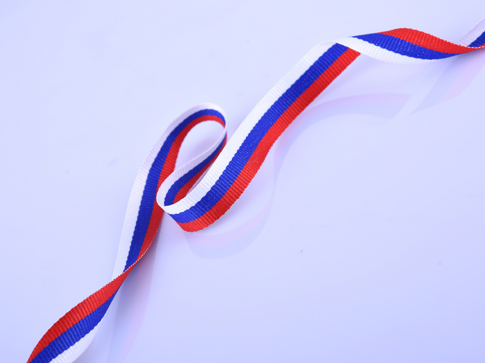Фото ленточки флага россии