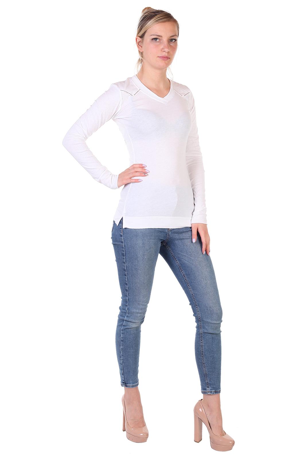 Недорогие женские кофты в белом цвете от ТМ Panhandle Slim
