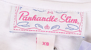 Белоснежная женская кофта Panhandle Slim