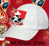 Белоснежная кепка Швейцария