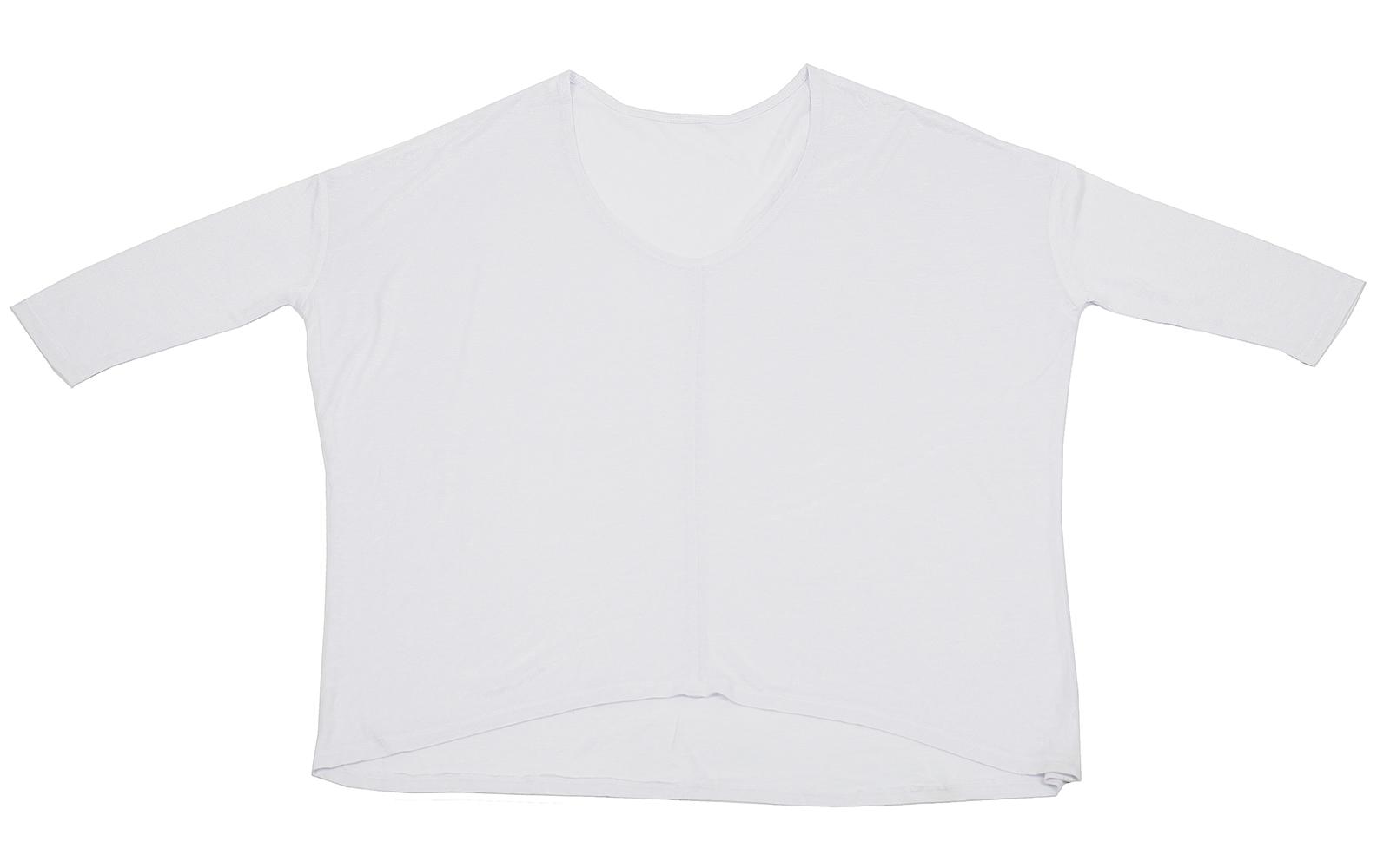 Белоснежная кофточка Karisma - базовая модель в гардеробе каждой девушки