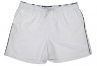 Белоснежные мужские шорты для активного отдыха