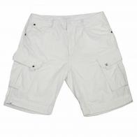 Мужской стиль! Летние белые шорты Brandit.