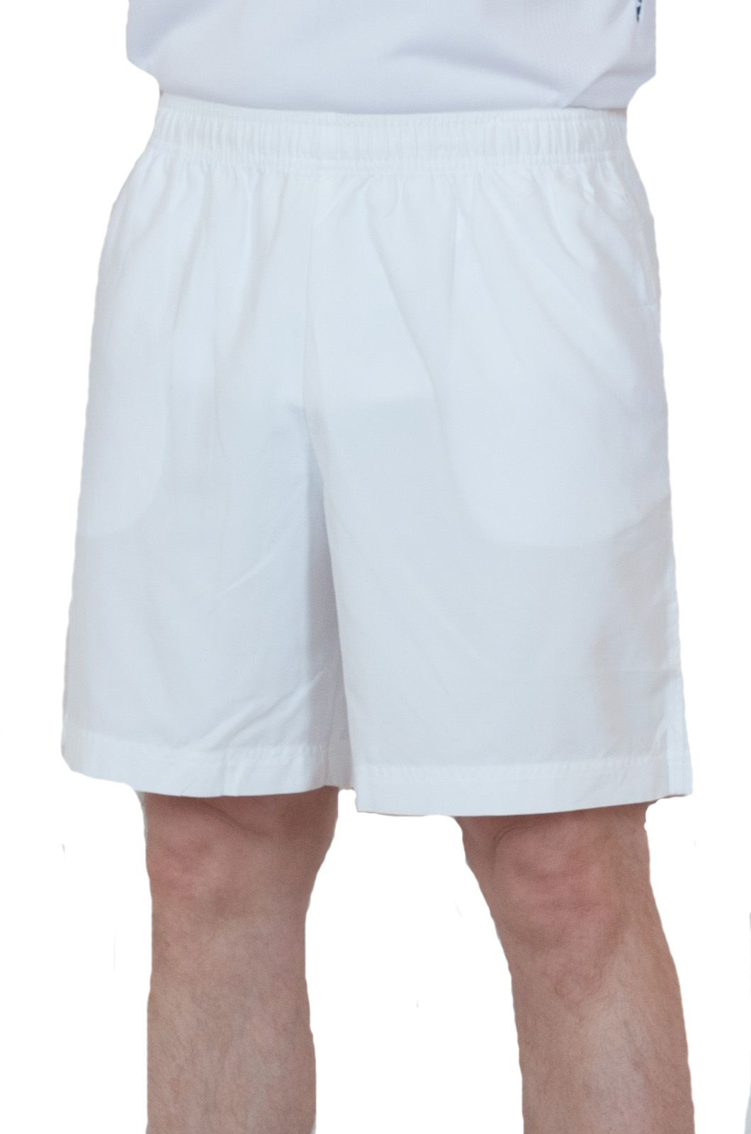 Белые шорты для стильных мужчин