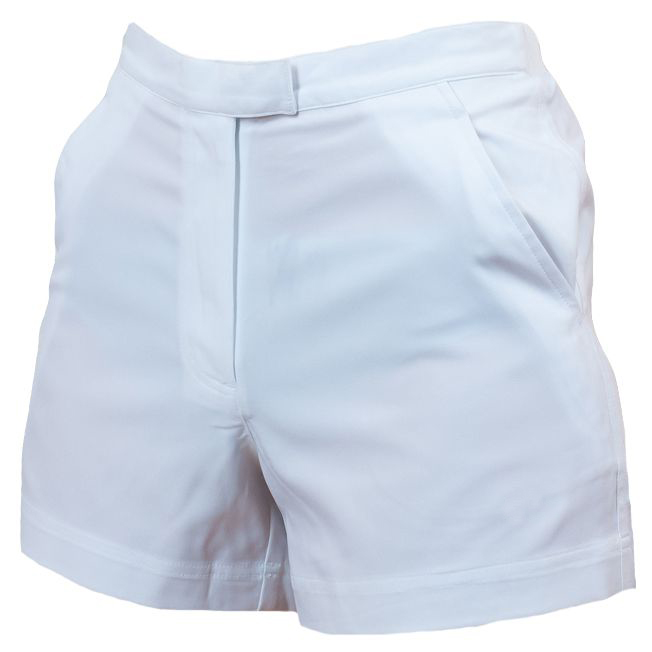Купить белые спортивные шортики для женщин