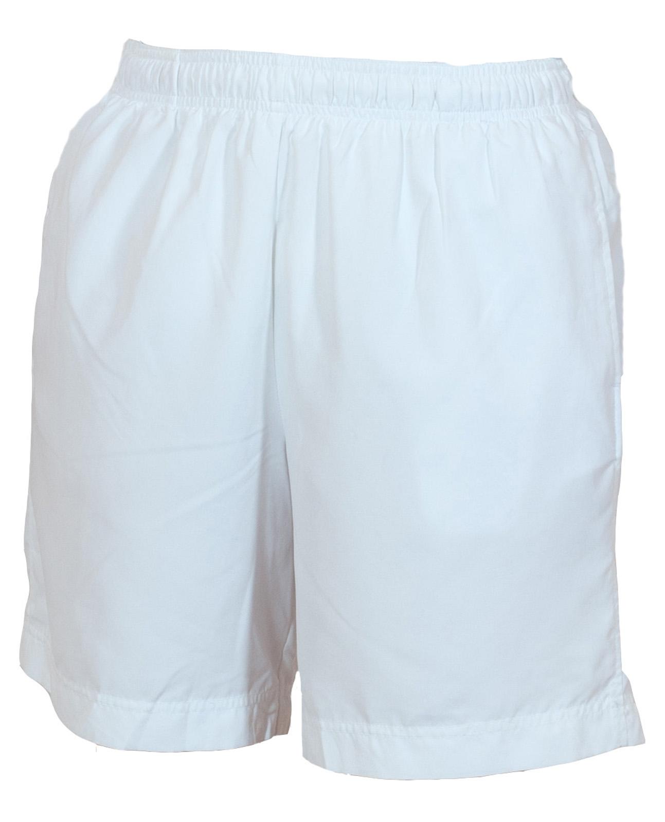 Купить белые женские шорты спортивного стиля