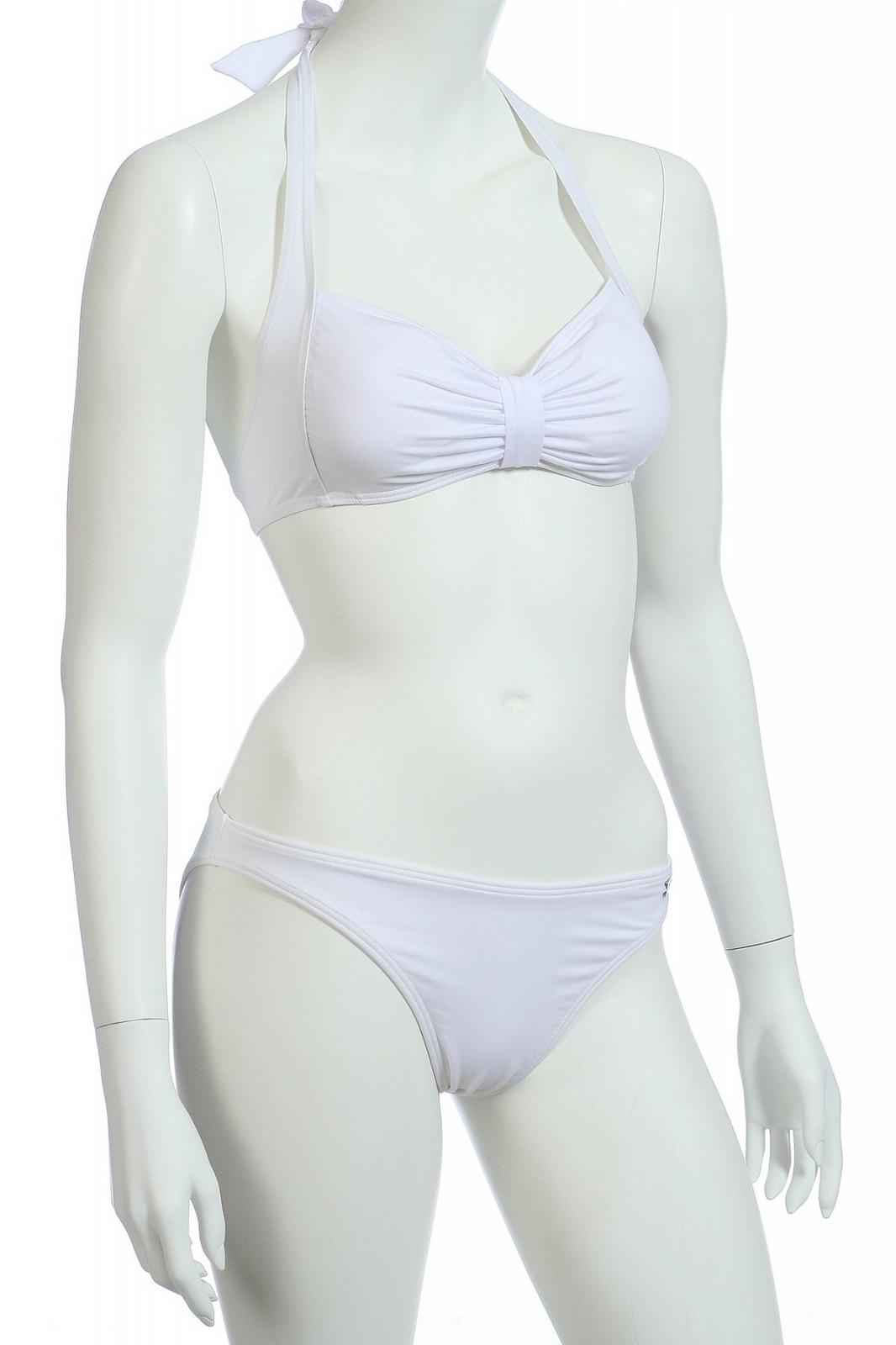 Белый купальник для женщин