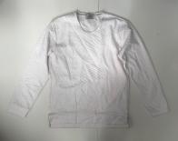 Белый мужской свитшот от NICOLE CLUB