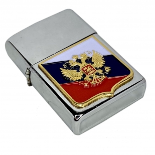 Бензиновая зажигалка Россия