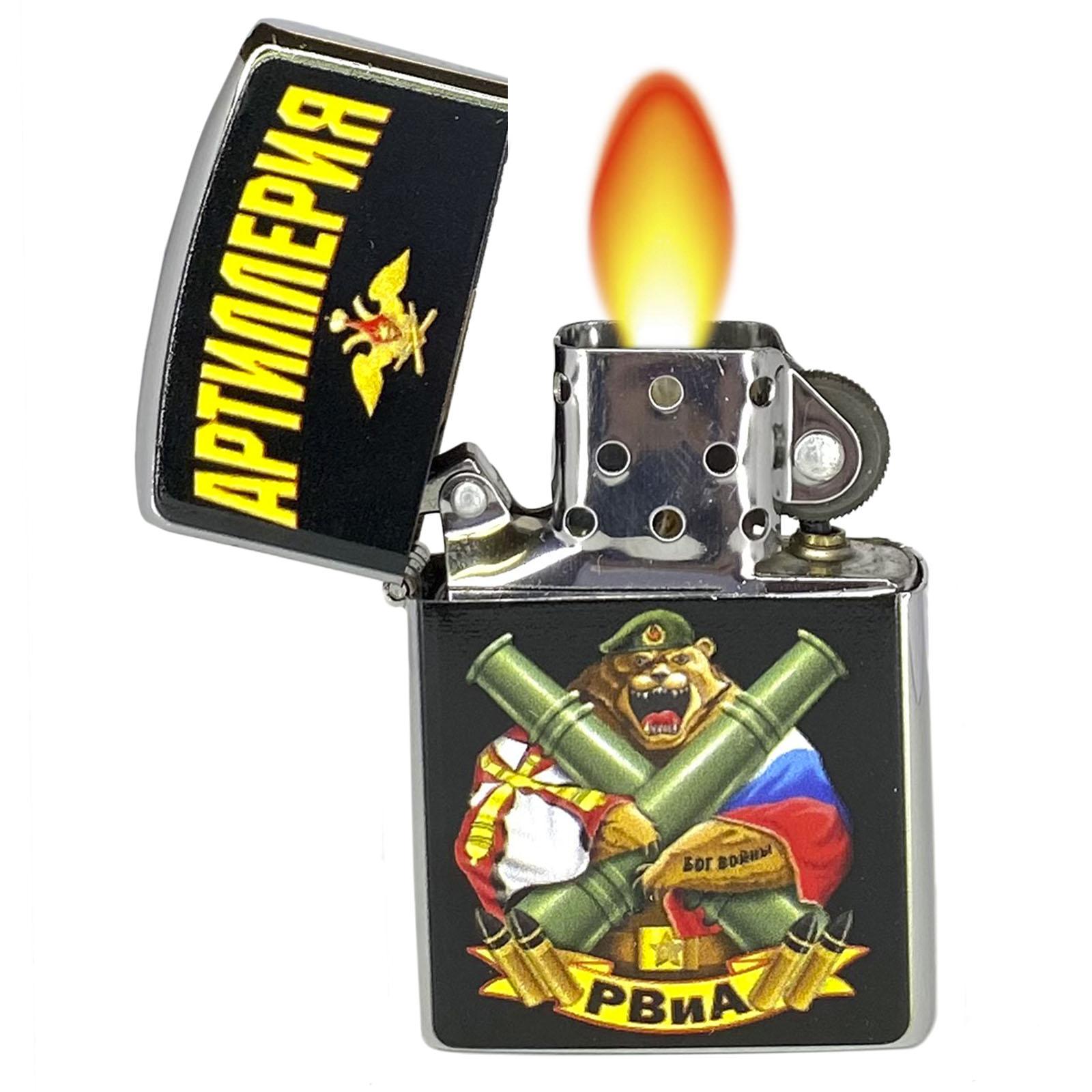 Купить зажигалку РВиА онлайн
