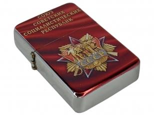 """Бензиновая зажигалка """"Советская"""" - отличный сувенир для подарка"""