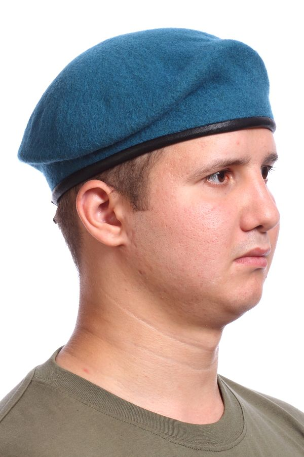 Берет десантника с околышем с доставкой