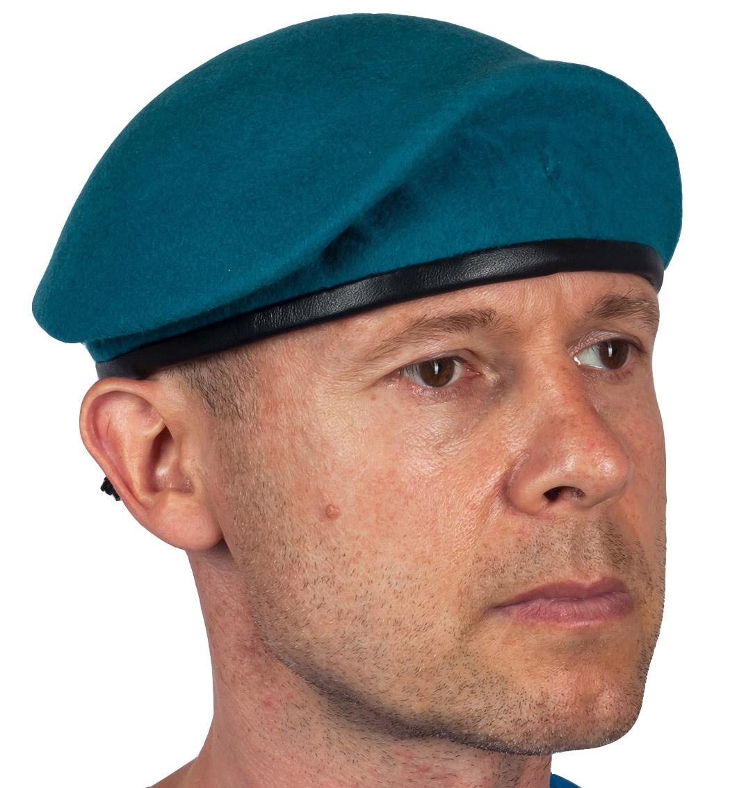 Берет десантника с околышем по выгодной цене
