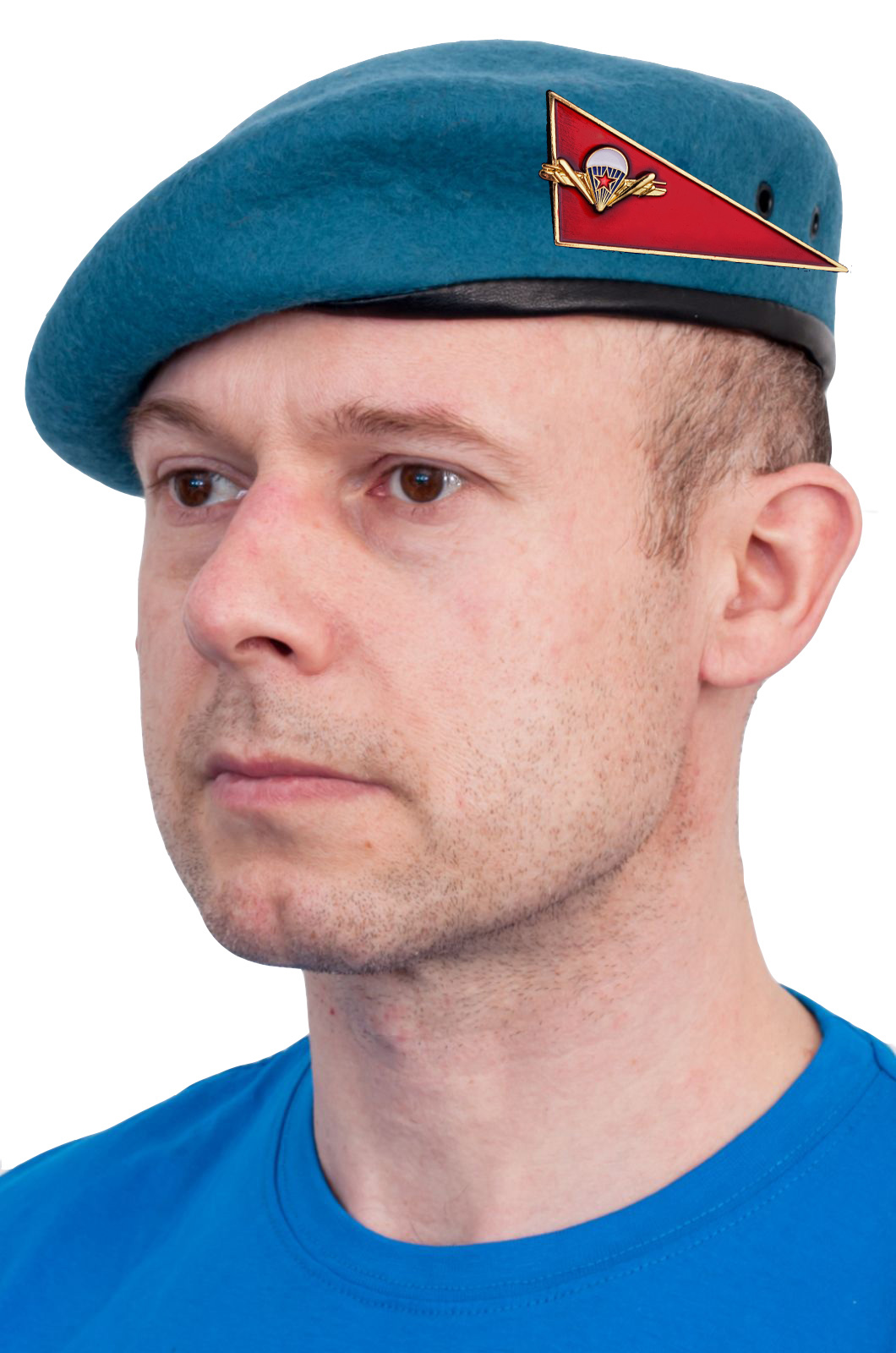 Берет с уголком ВДВ СССР