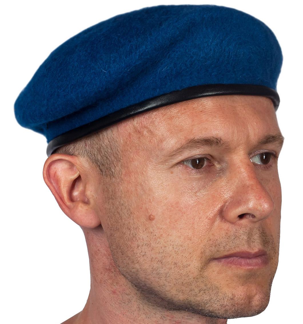 Берет Юнармии (синий) - недорого