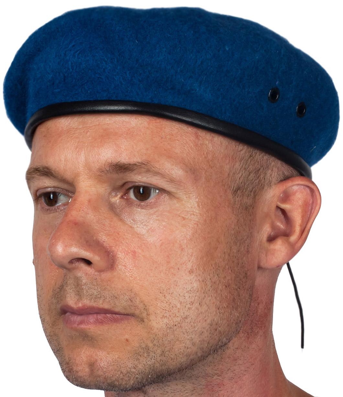 Берет Юнармии (синий)