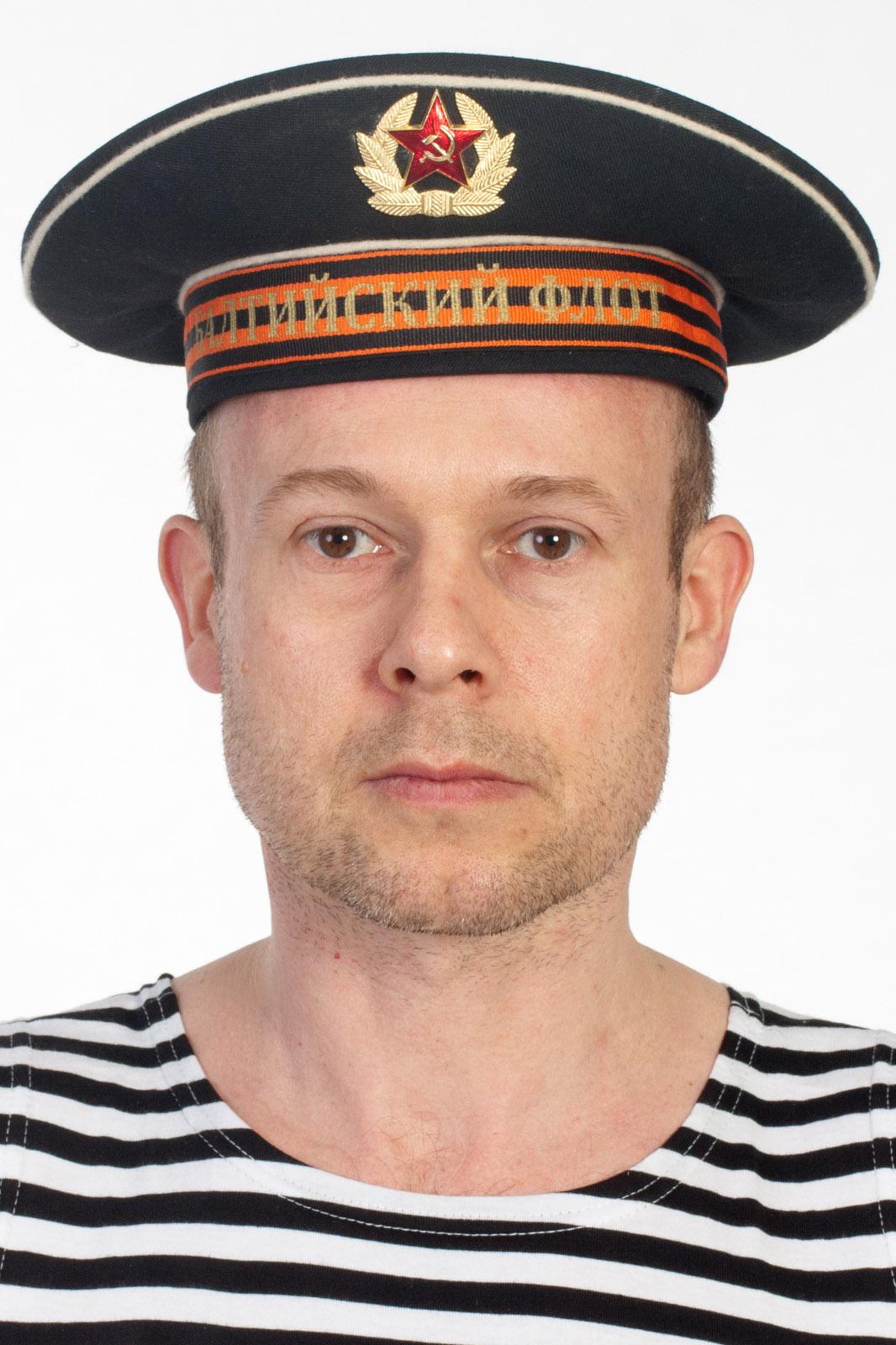 Купить бескозырку Балтийского флота