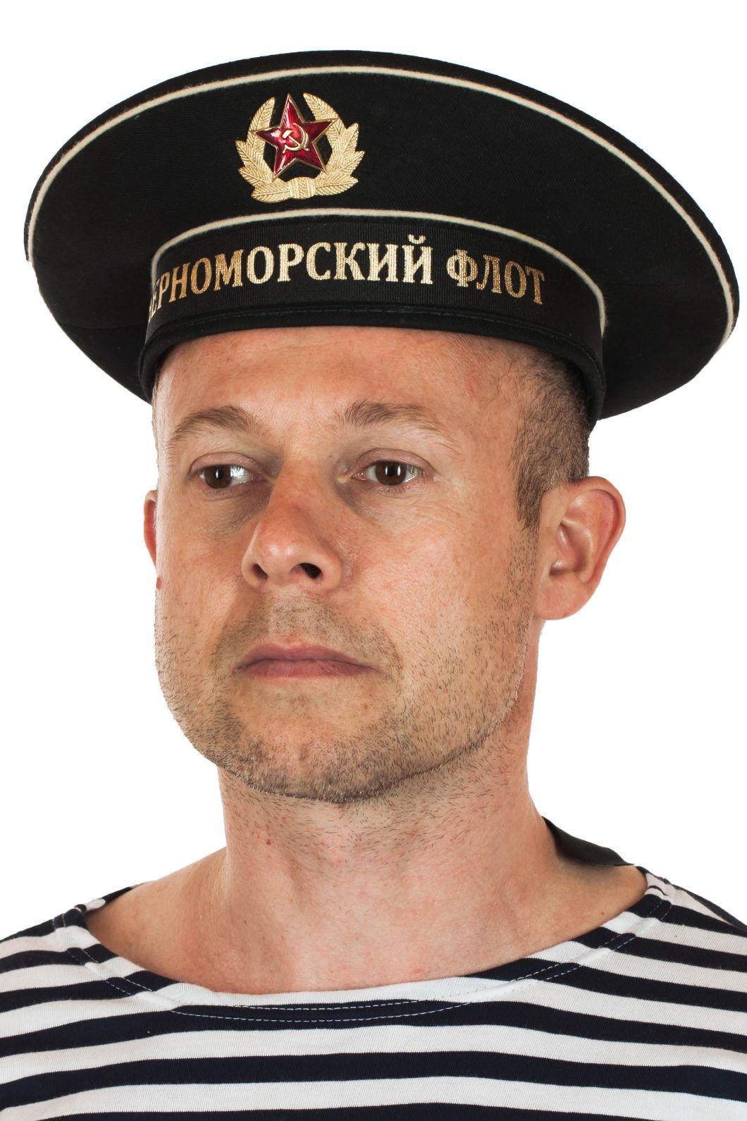 Бескозырки Черноморского флота