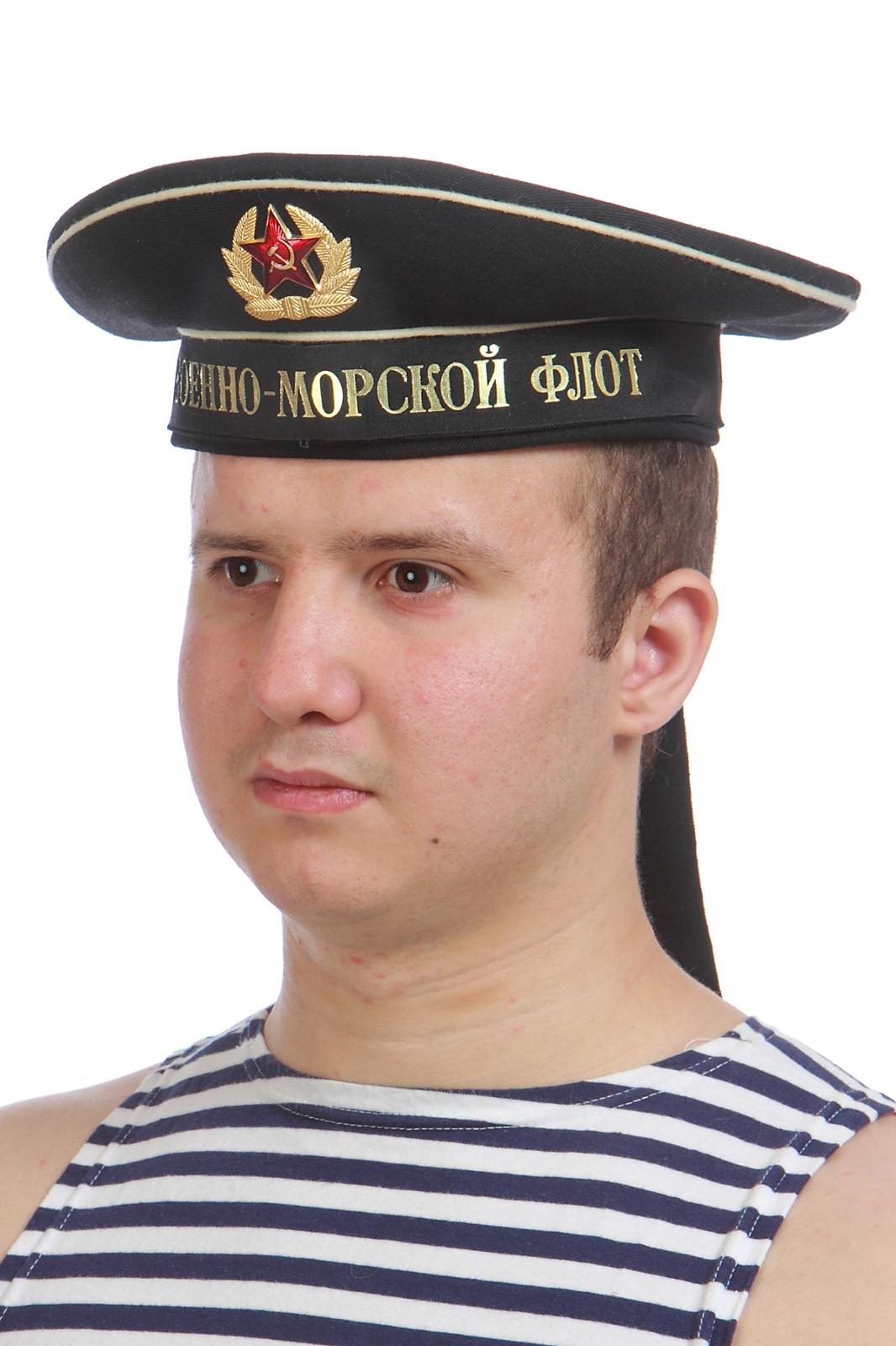 Купить бескозырку в Военпро