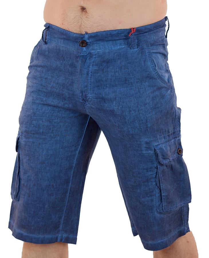 Купить беспроигрышные льняные шорты Enos для летних тусовок