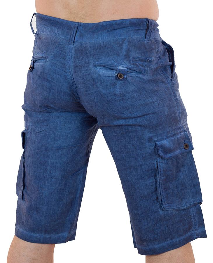 Заказать беспроигрышные льняные шорты Enos для летних тусовок