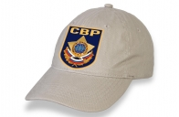 Бежевая бейсболка Служба внешней разведки