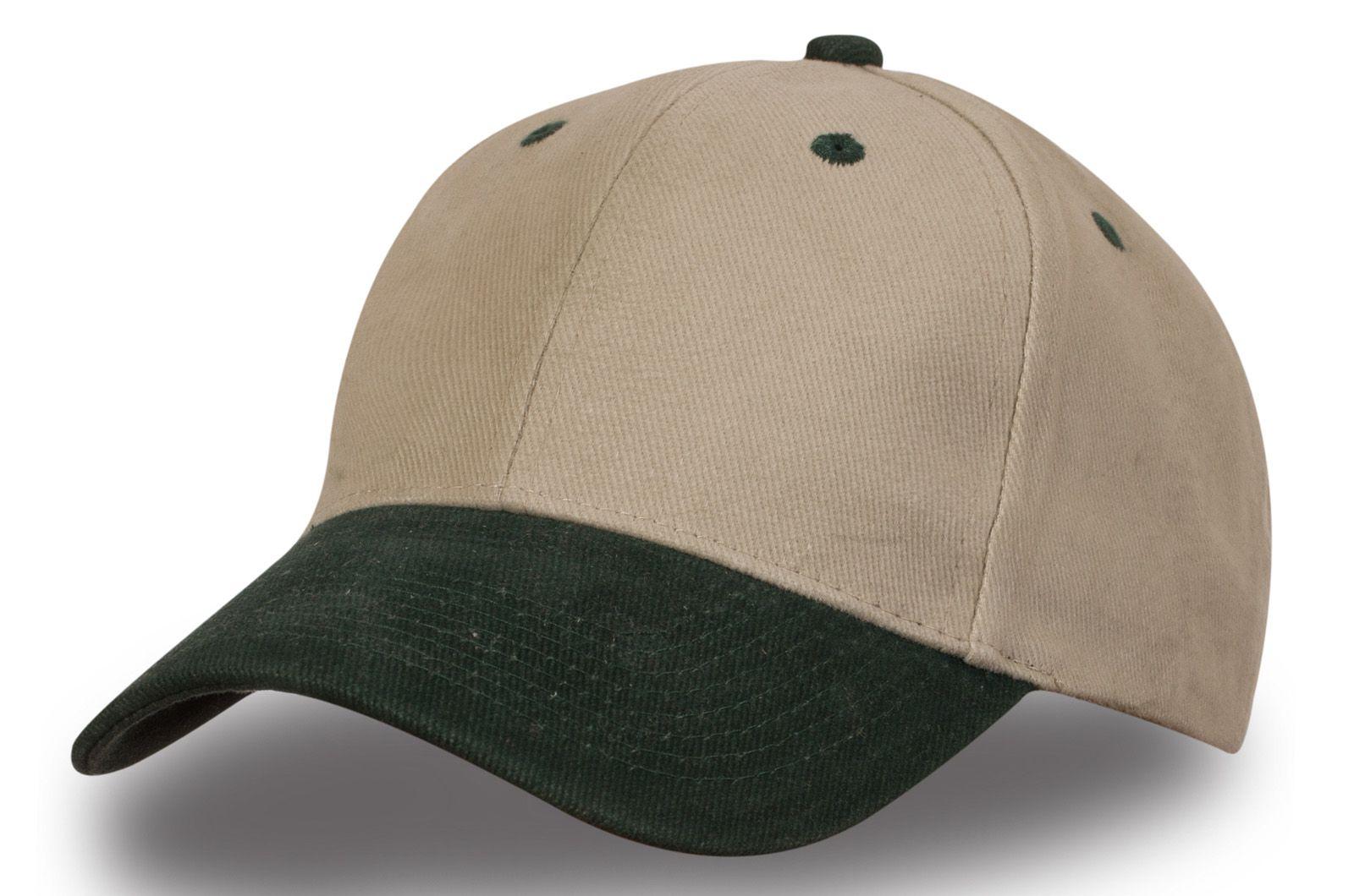 Бежевая кепка - купить по специальной цене