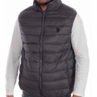 Демисезонная мужская куртка-безрукавка из осенней коллекции U.S. Polo Assn