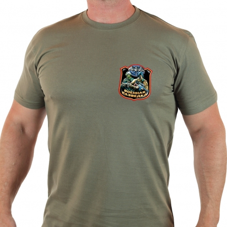 Безупречная футболка для разведчика.
