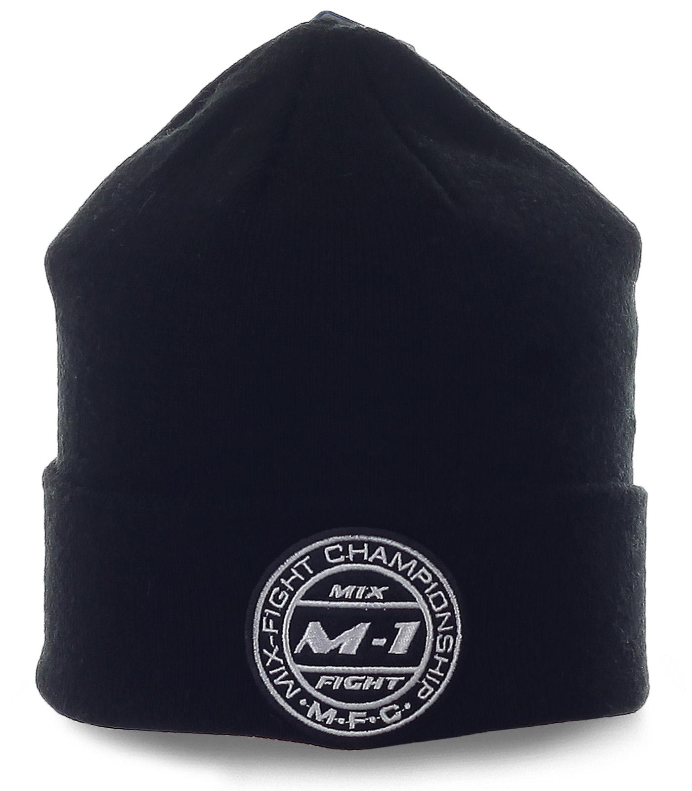 Безупречная мужская шапка MFC. Современный эргономичный дизайн, комфортная и теплая модель по доступной цене