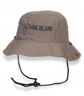 Безупречная стильная шляпа-панама Oak Island - заказать выгодно