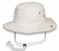 Безупречная светлая шляпа-панама - купить с доставкой