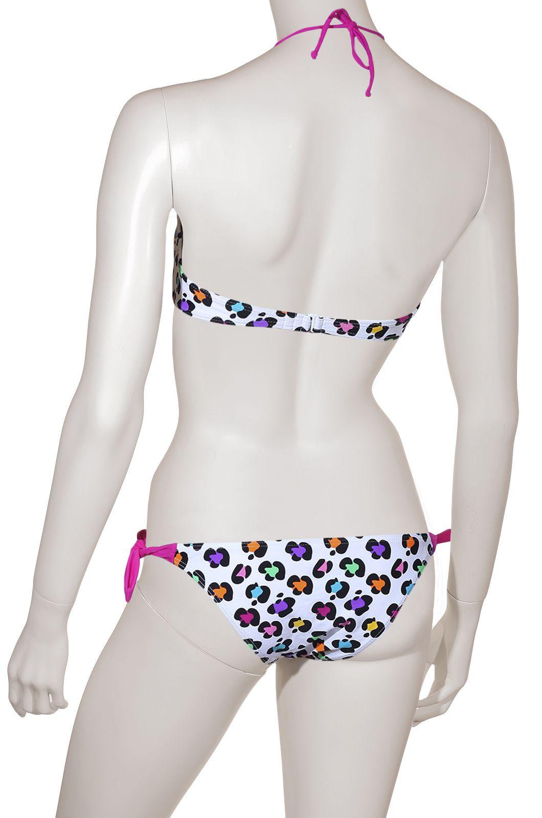 Модный купальник бикини Blanco (Испания) - вид сзади