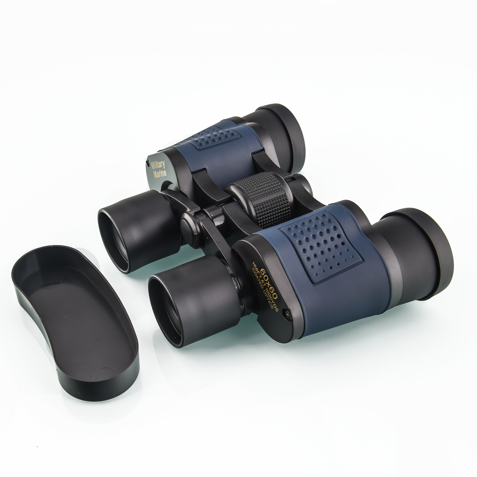 Бинокль для наблюдения Military Marine FMC 60x60