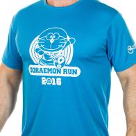 Бирюзовая футболка для мужчин от ТМ Wankee Group