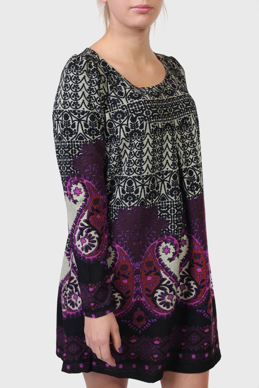 Богемное платье-туника Carling.