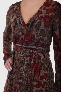Необыкновенное бохо платье RANA.