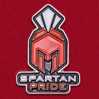 Бойцовский значок Spartan Pride