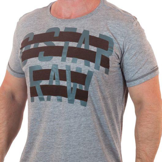 Большая брендовая футболка от G-Star Raw®