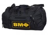 Большая дорожная сумка 08032B Black ВМФ