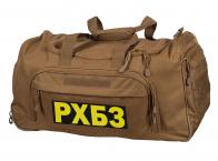 Большая дорожная сумка РХБЗ 08032B Coyote