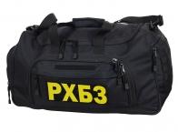 Большая тревожная сумка 08032B Black РХБЗ - заказать онлайн