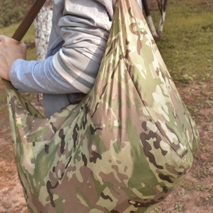 Большая водонепроницаемая походная сумка (35 л)