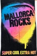 Большое полотенце Mallorca Rocks