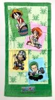 Большое полотенце с картинками аниме