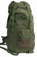 Большой армейский рейдовый рюкзак (50 литров, олива)