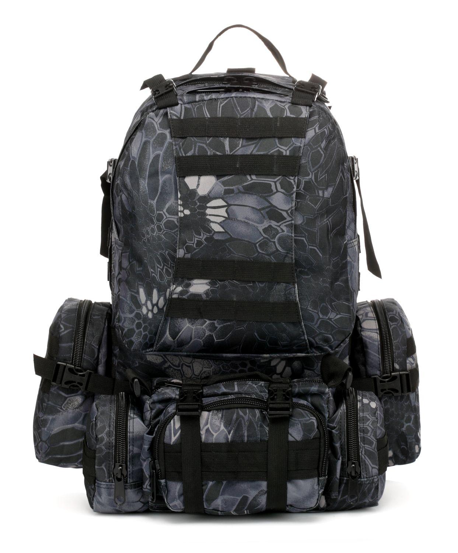Большой армейский рюкзак с отстёгивающимися отделениями по выгодной цене