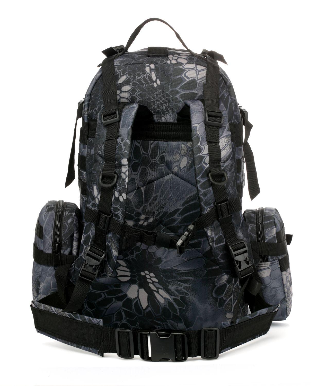 Большой армейский рюкзак с отстёгивающимися отделениями