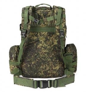 Большой армейский рюкзак цвета хаки по оптимальной цене