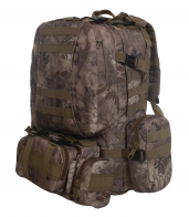 Большой армейский тактический рюкзак камуфляжа Kryptek Nomad